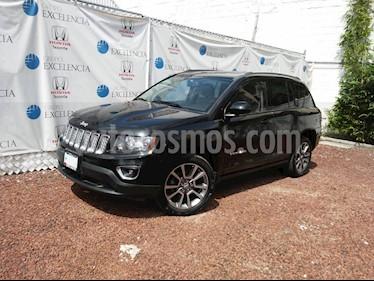 Foto venta Auto Seminuevo Jeep Compass 4x2 Limited Aut (2014) color Gris Mineral precio $260,000