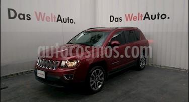 Foto venta Auto Seminuevo Jeep Compass 4x2 Limited Aut (2014) color Rojo Cerezo precio $215,000