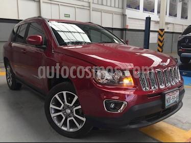 Foto venta Auto Seminuevo Jeep Compass 4x2 Limited Aut (2016) color Rojo precio $300,000