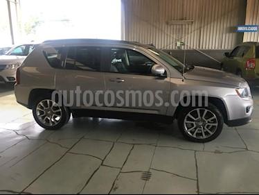 Foto venta Auto Seminuevo Jeep Compass 4x2 Limited Aut (2016) color Plata precio $315,000