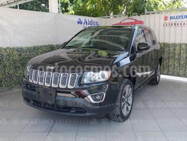 Foto venta Auto Seminuevo Jeep Compass 4x2 Limited Aut (2014) color Negro precio $235,000