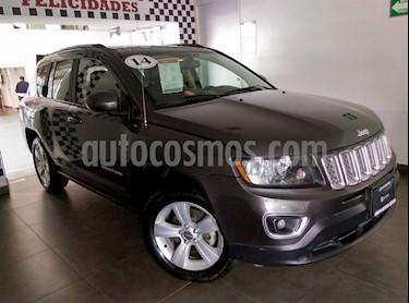 Foto venta Auto Seminuevo Jeep Compass 4x2 Limited Aut (2014) color Granito precio $225,000