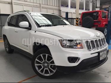 Foto venta Auto Seminuevo Jeep Compass 4x2 Limited Aut (2014) color Blanco precio $275,000
