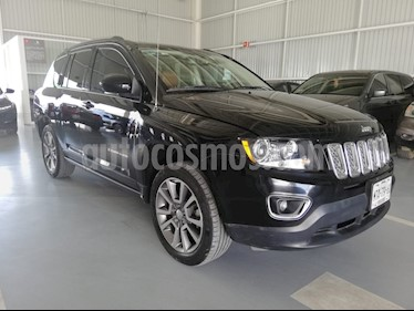 Foto venta Auto Seminuevo Jeep Compass 4x2 Limited CVT (2015) color Negro precio $255,000