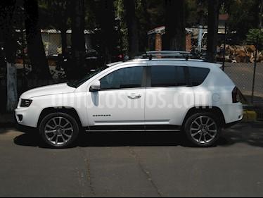 Foto venta Auto Seminuevo Jeep Compass 4x2 Limited Premium CVT Nav  (2014) color Blanco precio $230,000