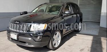 Foto venta Auto Usado Jeep Compass 4x2 Limited Premium CVT (2013) color Negro precio $199,900