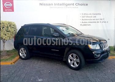 Foto venta Auto Seminuevo Jeep Compass 4x2 Sport CVT (2013) color Negro precio $179,000