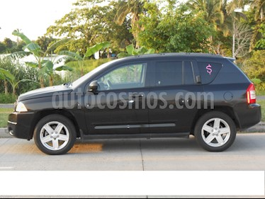 Foto venta Auto Seminuevo Jeep Compass 4x2 Sport (2010) color Negro precio $123,000