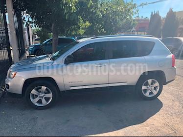 Foto venta Auto usado Jeep Compass 4x2 Sport  (2013) color Plata precio $159,000