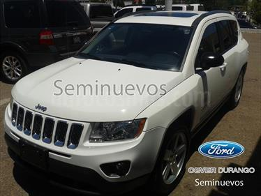 foto Jeep Compass 5p Limited CVT 4x2