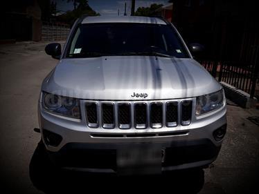 Foto venta Auto usado Jeep Compass  Limited 2.4L Aut   (2010) color Gris Plata  precio $7.200.000