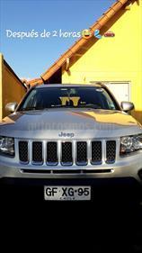 Foto venta Auto usado Jeep Compass  Limited  (2014) color Gris Grafito precio $11.290.000