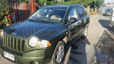 Foto venta Auto usado Jeep Compass  Sport 2.4L  (2009) color Verde Jeep precio $5.750.000