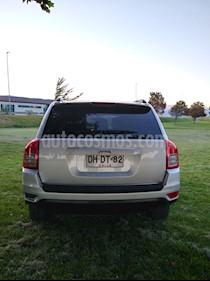 Jeep Compass  Sport 2.4L  usado (2012) color Plata Metalizado precio $7.600.000