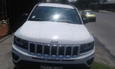 Foto venta Auto usado Jeep Compass  Sport 4x4  (2015) color Blanco precio $9.990.000