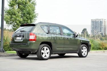 Foto venta Auto Usado Jeep Compass  Sport 4x4  (2010) color Verde precio $5.590.000