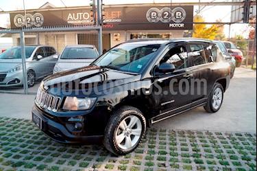 Jeep Compass  Sport 4x4  usado (2014) color Negro precio $7.870.000