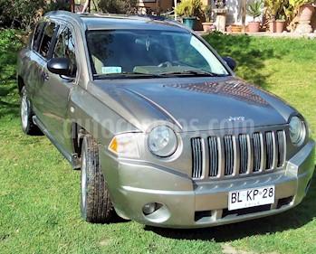 Foto venta Auto Usado Jeep Compass  Sport 4x4  (2008) color Bronce precio $5.650.000
