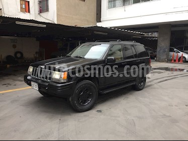 Jeep Grand Cherokee 3.0Tdi Limited 4x4 usado (1997) color Negro precio u$s5,000