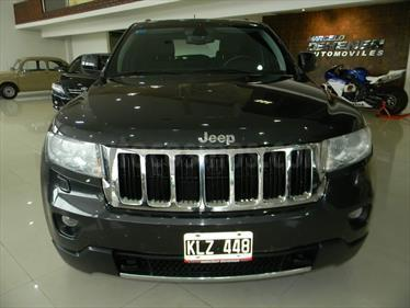 Jeep Grand Cherokee 3.6 Aut usado (2011) color Gris Mineral precio u$s22.000