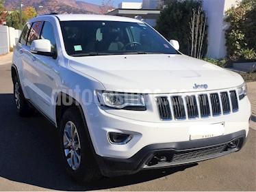 Jeep Grand Cherokee 3.6L Laredo 4x2 usado (2016) color Blanco precio $19.490.000