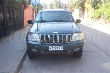 foto Jeep Grand Cherokee Overland 4.7L V8 Aut