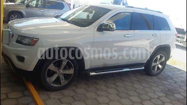 Foto venta Auto Seminuevo Jeep Grand Cherokee Blindada 5.7L 4x4  (2015) color Blanco precio $1,200,000