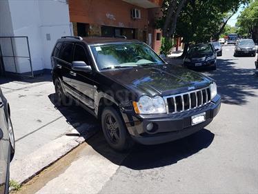 Foto venta Auto Usado Jeep Grand Cherokee Laredo 3.0 TD V6 (2006) color Negro precio $390.000