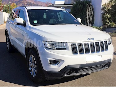 Jeep Grand Cherokee Laredo 3.6L 4x2 usado (2016) color Blanco precio $19.490.000
