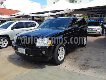Foto venta Auto usado Jeep Grand Cherokee Laredo 3.6L 4x2 (2006) color Negro precio $95,000