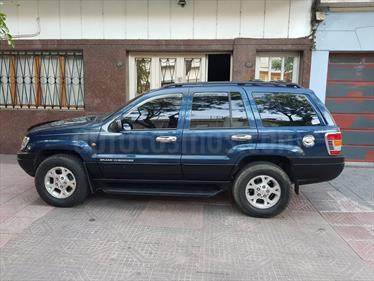 Foto venta Auto Usado Jeep Grand Cherokee Laredo 4.0 Aut (2000) color Azul precio $230.000