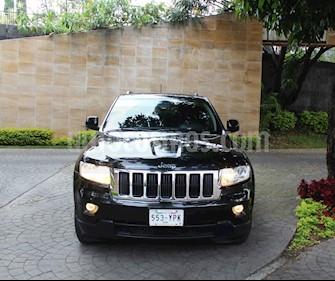 Foto venta Auto usado Jeep Grand Cherokee Laredo 4x2 3.6L V6 Lujo  (2013) color Negro precio $265,000