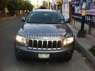 Foto venta Auto usado Jeep Grand Cherokee Laredo 4x2 3.6L V6 Lujo  (2013) color Gris Mineral precio $254,000