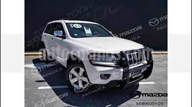 Foto venta Auto Usado Jeep Grand Cherokee Laredo 4x2 3.6L V6 (2012) color Blanco precio $279,000