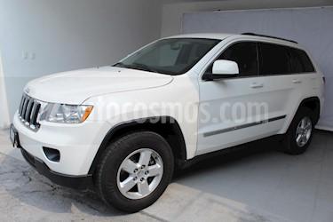 Foto venta Auto Seminuevo Jeep Grand Cherokee Laredo 4x2 3.6L V6 (2012) color Blanco precio $278,000