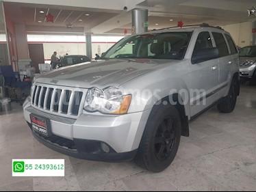 Foto venta Auto Seminuevo Jeep Grand Cherokee Laredo 4X2 3.7L V6 (2010) color Plata precio $139,900
