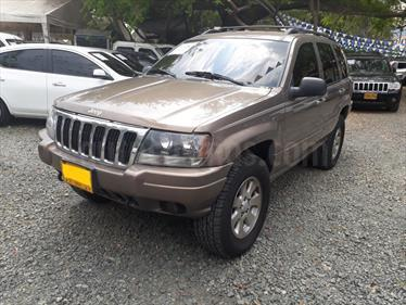 Jeep Grand Cherokee Laredo usado (2001) color Marron precio $27.000.000
