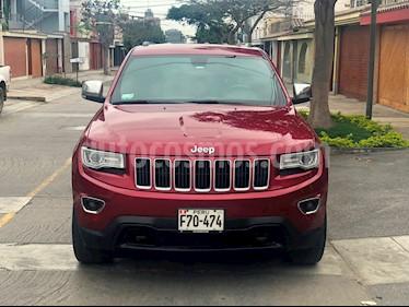 Foto venta Auto Usado Jeep Grand Cherokee Laredo (2014) color Rojo precio u$s23,000