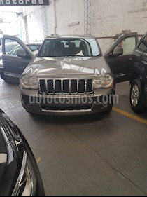Foto venta Auto usado Jeep Grand Cherokee Limited 3.0 TD V6 (2010) color Gris precio u$s20.900