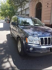 Foto venta Auto Usado Jeep Grand Cherokee Limited 3.1 TD (2007) color Azul precio $550.000