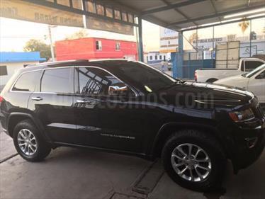 Foto venta Auto Seminuevo Jeep Grand Cherokee Limited 3.6L 4x2 (2014) color Negro precio $390,000