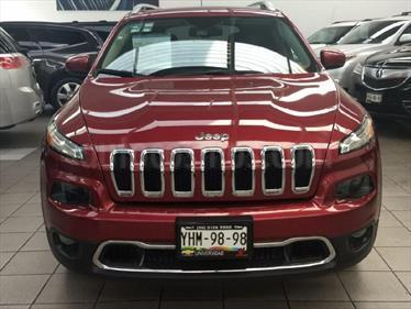 foto Jeep Grand Cherokee Limited 3.6L 4x2