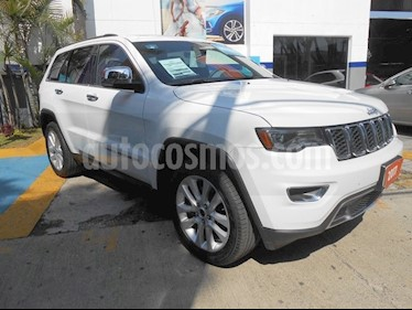 Foto venta Auto Seminuevo Jeep Grand Cherokee Limited 3.6L 4x2 (2017) color Blanco precio $670,000