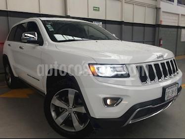 Foto venta Auto Usado Jeep Grand Cherokee Limited 3.6L 4x2 (2014) color Blanco precio $420,000