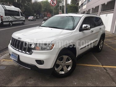 Foto venta Auto Seminuevo Jeep Grand Cherokee Limited 3.6L 4x2 (2013) color Blanco precio $290,000