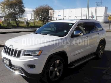 Foto venta Auto Seminuevo Jeep Grand Cherokee Limited 3.6L 4x2 (2014) color Blanco precio $525,000