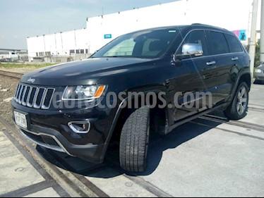 Foto venta Auto Seminuevo Jeep Grand Cherokee Limited 3.6L 4x2 (2014) color Negro precio $345,000