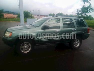 Foto venta carro usado Jeep Grand Cherokee Limited 4.7L Aut 4x4 (1999) color Verde precio u$s3.000