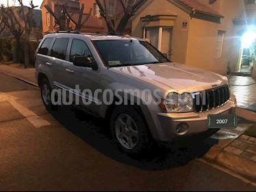 Jeep Grand Cherokee Limited 4.7L V8 Aut usado (2007) color Gris Plata  precio $6.500.000