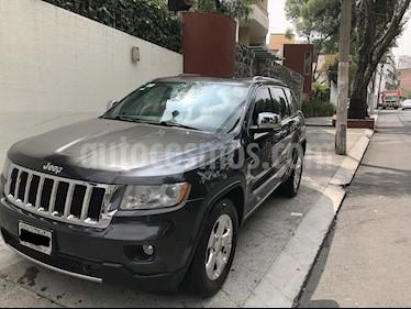Foto venta Auto usado Jeep Grand Cherokee Limited 4x2 3.6L V6 (2011) color Gris Grafito precio $260,000